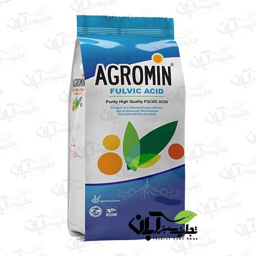 Фолиевая кислота удобрение Агромин